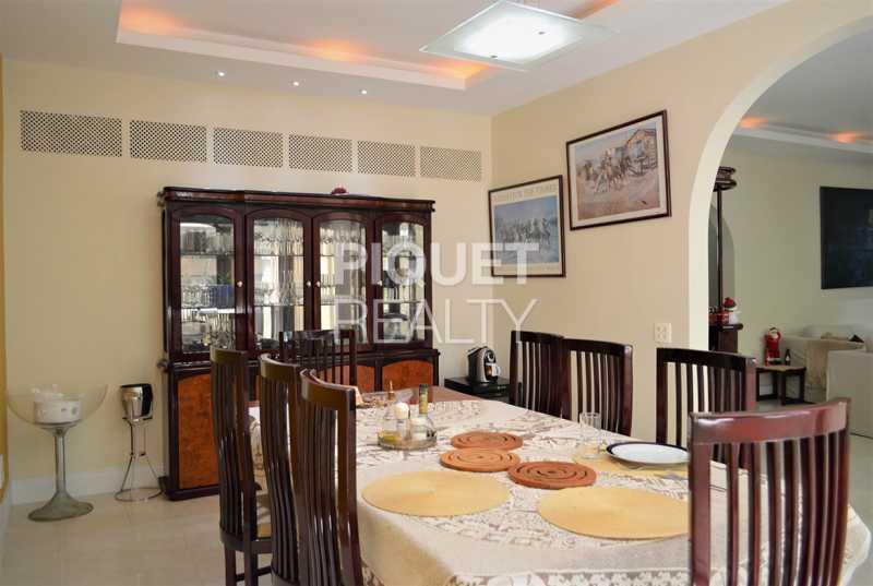SALA DE JANTAR - Apartamento 4 quartos à venda Rio de Janeiro,RJ - R$ 6.199.000 - 00269AP - 5
