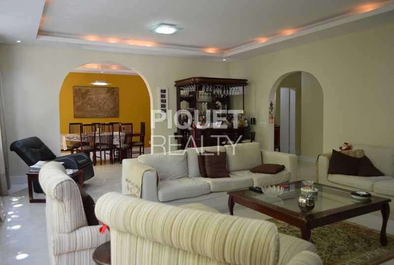 SALA EM VARIOS AMBIENTES - Apartamento 4 quartos à venda Rio de Janeiro,RJ - R$ 6.199.000 - 00269AP - 7