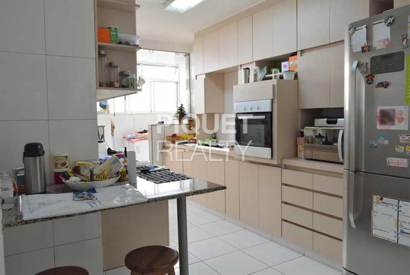 COPA / COZINHA - Apartamento 4 quartos à venda Rio de Janeiro,RJ - R$ 6.199.000 - 00269AP - 9