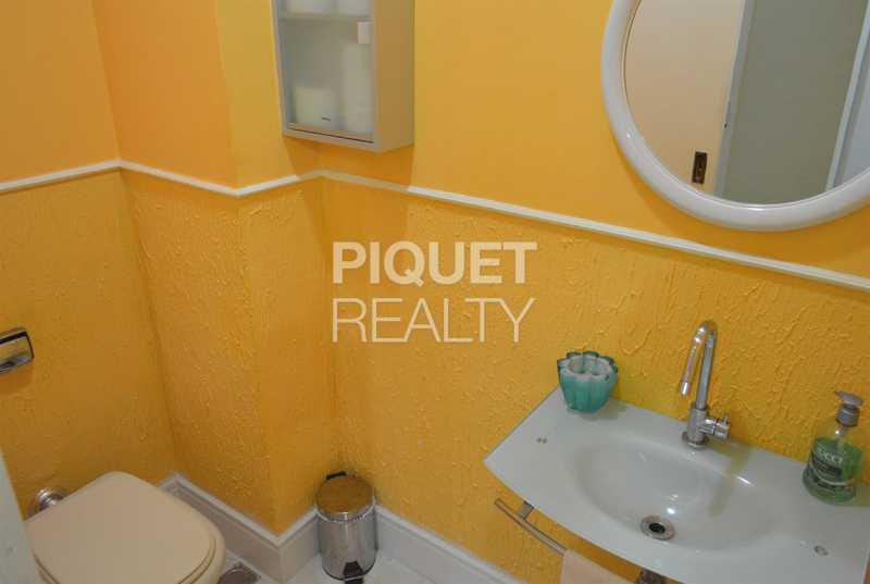 LAVABO - Apartamento 4 quartos à venda Rio de Janeiro,RJ - R$ 6.199.000 - 00269AP - 10