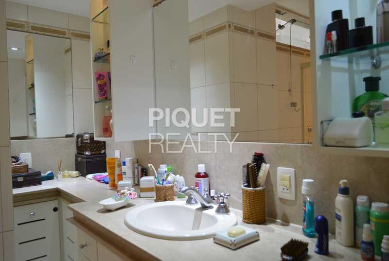 BANHEIRO - Apartamento 4 quartos à venda Rio de Janeiro,RJ - R$ 6.199.000 - 00269AP - 15