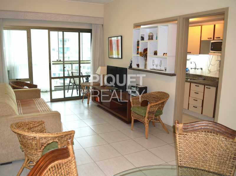 SALA - Apartamento 1 quarto à venda Rio de Janeiro,RJ - R$ 700.000 - 00026AP - 1