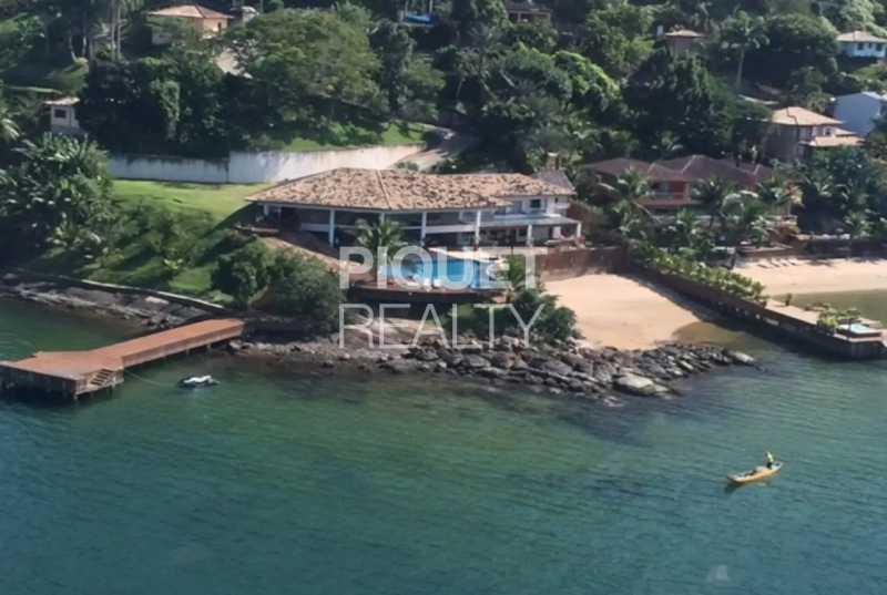 CAIEIRINHA - Casa À Venda no Condomínio Caieirinha - Angra dos Reis - RJ - Pontal (Cunhambebe) - 00270CA - 4