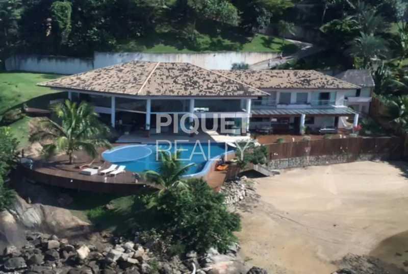 VISAO GERAL - Casa À Venda no Condomínio Caieirinha - Angra dos Reis - RJ - Pontal (Cunhambebe) - 00270CA - 5