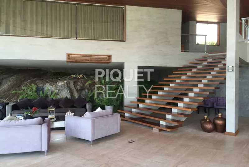 SALA - Casa À Venda no Condomínio Caieirinha - Angra dos Reis - RJ - Pontal (Cunhambebe) - 00270CA - 9