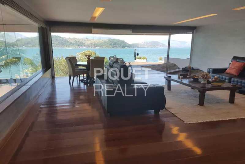 SUITE  - Casa À Venda no Condomínio Caieirinha - Angra dos Reis - RJ - Pontal (Cunhambebe) - 00270CA - 12