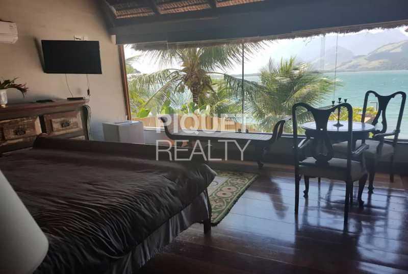 SUITE - Casa À Venda no Condomínio Caieirinha - Angra dos Reis - RJ - Pontal (Cunhambebe) - 00270CA - 13