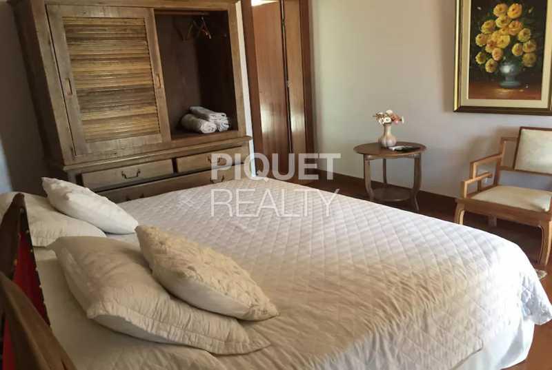 SUITE - Casa À Venda no Condomínio Caieirinha - Angra dos Reis - RJ - Pontal (Cunhambebe) - 00270CA - 15