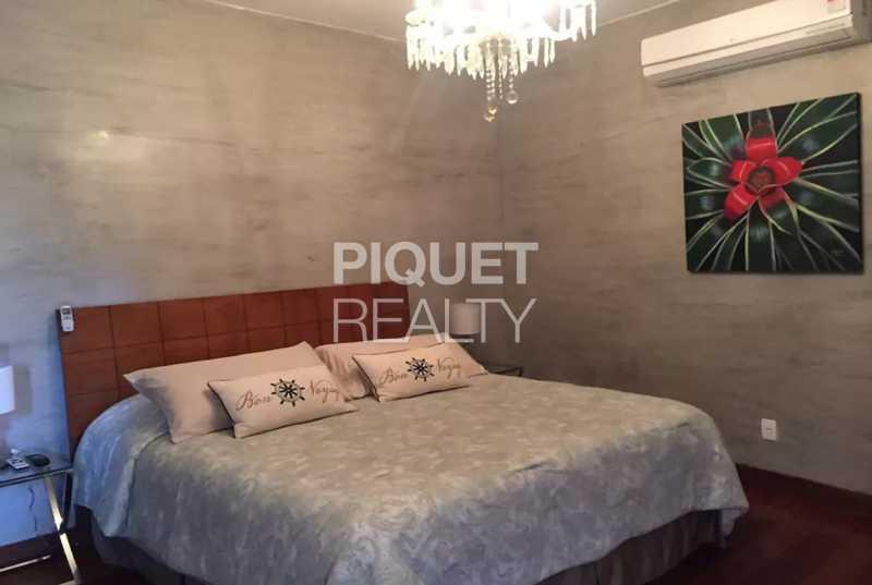 SUITE - Casa À Venda no Condomínio Caieirinha - Angra dos Reis - RJ - Pontal (Cunhambebe) - 00270CA - 16