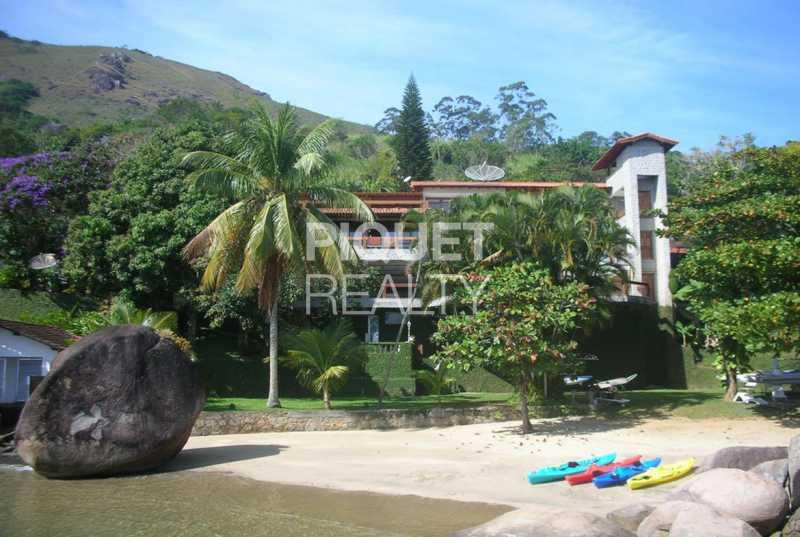 FACHADA - Casa À Venda - Angra dos Reis - RJ - Ponta Leste - 00273CA - 3
