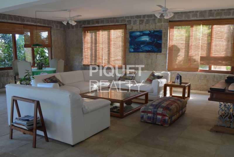 SALA - Casa À Venda - Angra dos Reis - RJ - Ponta Leste - 00273CA - 8
