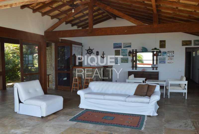 SALA - Casa À Venda - Angra dos Reis - RJ - Ponta Leste - 00273CA - 9