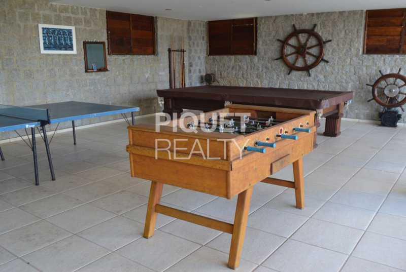 SALAO DE JOGOS - Casa À Venda - Angra dos Reis - RJ - Ponta Leste - 00273CA - 12