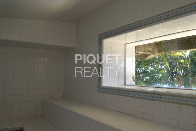 SAUNA - Casa À Venda - Angra dos Reis - RJ - Ponta Leste - 00273CA - 13