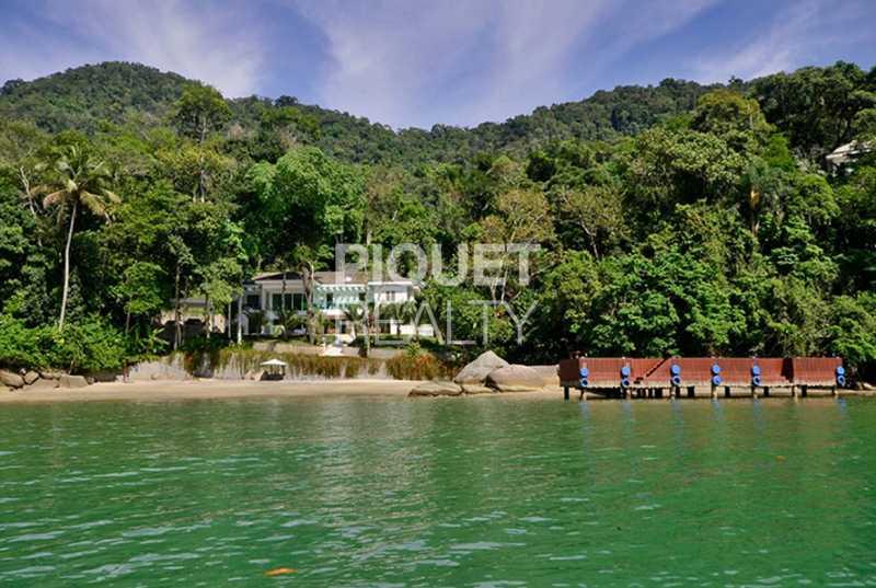 PORTO PIRAQUARA  - Casa em Condomínio 5 quartos à venda Angra dos Reis,RJ - R$ 17.000.000 - 00275CA - 4