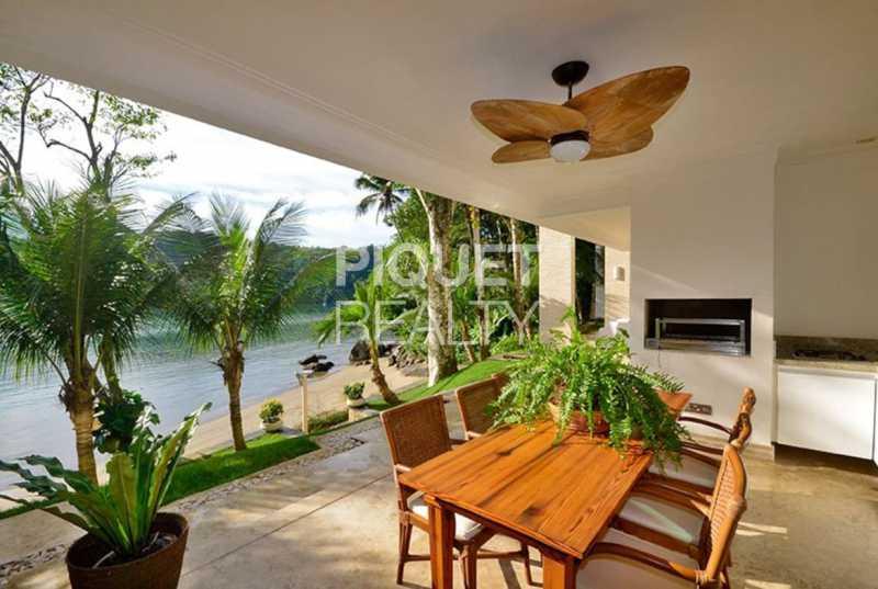 PORTO PIRAQUARA  - Casa em Condomínio 5 quartos à venda Angra dos Reis,RJ - R$ 17.000.000 - 00275CA - 19