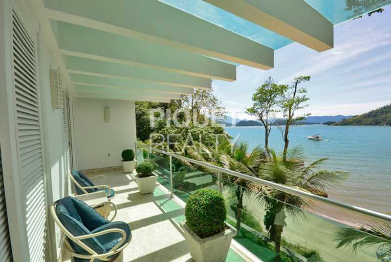 PORTO PIRAQUARA  - Casa em Condomínio 5 quartos à venda Angra dos Reis,RJ - R$ 17.000.000 - 00275CA - 26