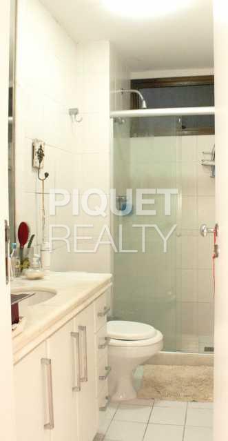 BANHEIRO SUITE - Apartamento 3 quartos à venda Rio de Janeiro,RJ - R$ 719.000 - 00027AP - 14