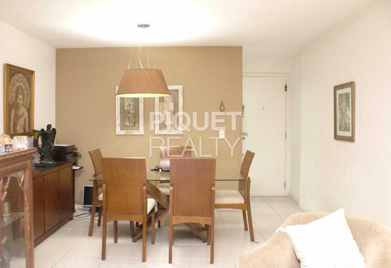 SALA DE JANTAR - Apartamento 3 quartos à venda Rio de Janeiro,RJ - R$ 719.000 - 00027AP - 1