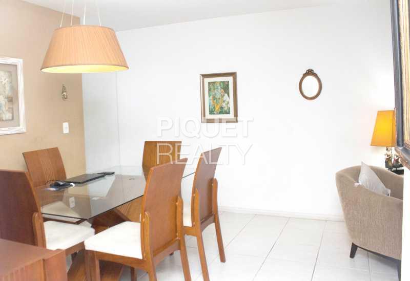 SALA DE JANTAR - Apartamento 3 quartos à venda Rio de Janeiro,RJ - R$ 719.000 - 00027AP - 9