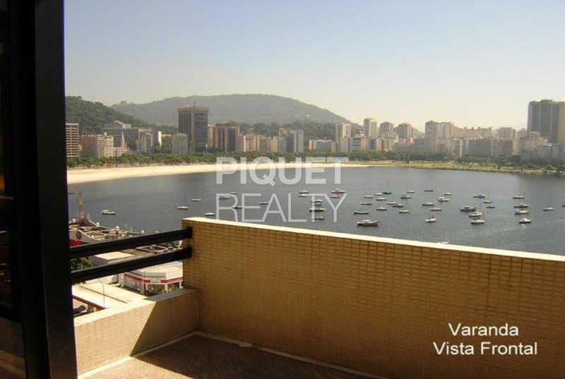 VARANDA FRONTAL - Cobertura 4 quartos à venda Rio de Janeiro,RJ - R$ 5.900.000 - 00300CO - 6
