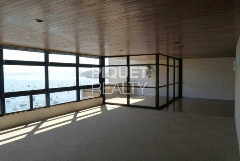 SALA DE ESTAR - Cobertura 4 quartos à venda Rio de Janeiro,RJ - R$ 5.900.000 - 00300CO - 3