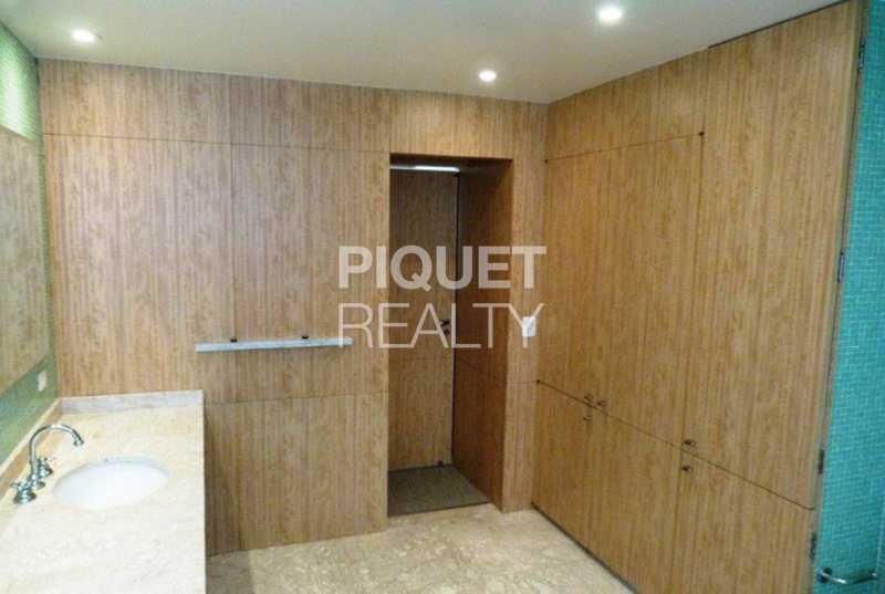 LAVABO - Cobertura 4 quartos à venda Rio de Janeiro,RJ - R$ 5.900.000 - 00300CO - 24