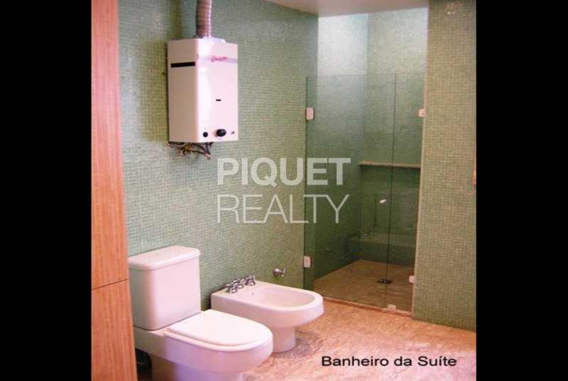 BANHEIRO SUITE - Cobertura 4 quartos à venda Rio de Janeiro,RJ - R$ 5.900.000 - 00300CO - 10