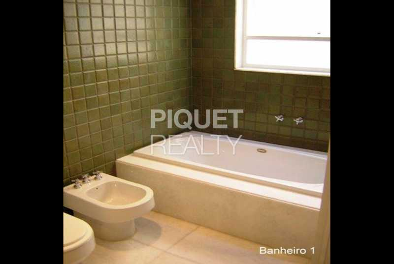 BANHEIRO  - Cobertura 4 quartos à venda Rio de Janeiro,RJ - R$ 5.900.000 - 00300CO - 11