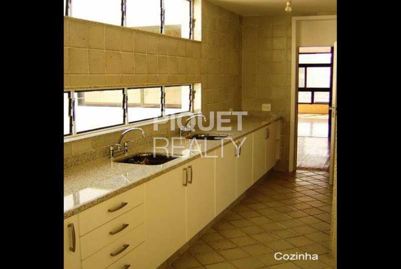 COZINHA - Cobertura 4 quartos à venda Rio de Janeiro,RJ - R$ 5.900.000 - 00300CO - 12