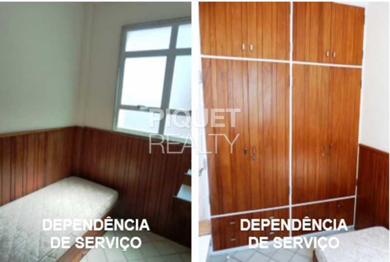 DEPENDÊNCIA - Cobertura 4 quartos à venda Rio de Janeiro,RJ - R$ 5.900.000 - 00300CO - 29
