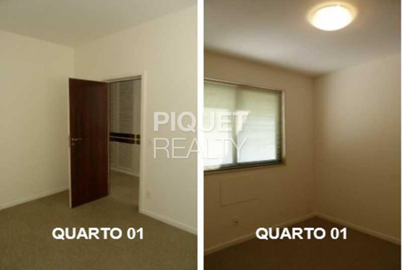 QUARTO 1 - Cobertura 4 quartos à venda Rio de Janeiro,RJ - R$ 5.900.000 - 00300CO - 14