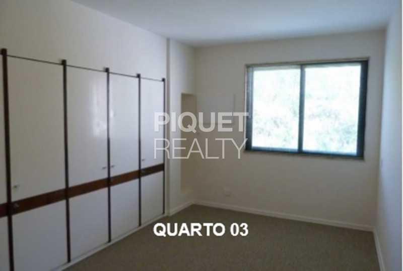 QUARTO 3 - Cobertura 4 quartos à venda Rio de Janeiro,RJ - R$ 5.900.000 - 00300CO - 16