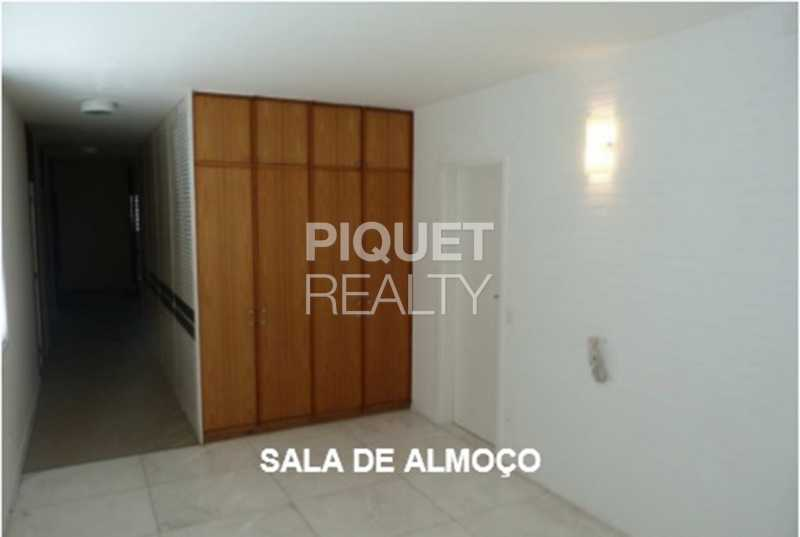 SALA DE ALMOÇO - Cobertura 4 quartos à venda Rio de Janeiro,RJ - R$ 5.900.000 - 00300CO - 17