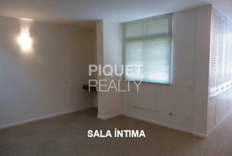 SALA INTIMA - Cobertura 4 quartos à venda Rio de Janeiro,RJ - R$ 5.900.000 - 00300CO - 18