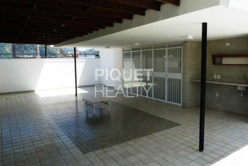 Terraço Coberto - Cobertura 4 quartos à venda Rio de Janeiro,RJ - R$ 5.900.000 - 00300CO - 20