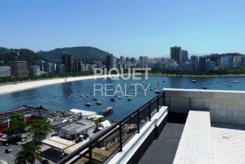 VISTA - Cobertura 4 quartos à venda Rio de Janeiro,RJ - R$ 5.900.000 - 00300CO - 1