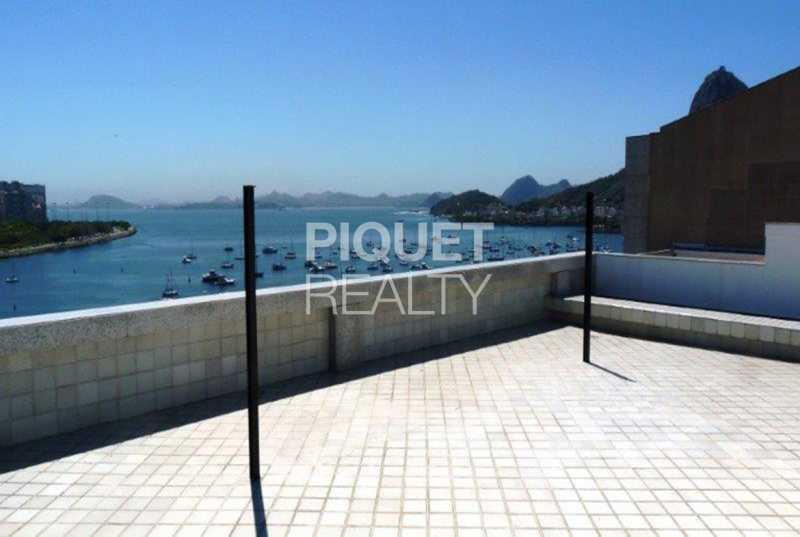 VISTA - Cobertura 4 quartos à venda Rio de Janeiro,RJ - R$ 5.900.000 - 00300CO - 21