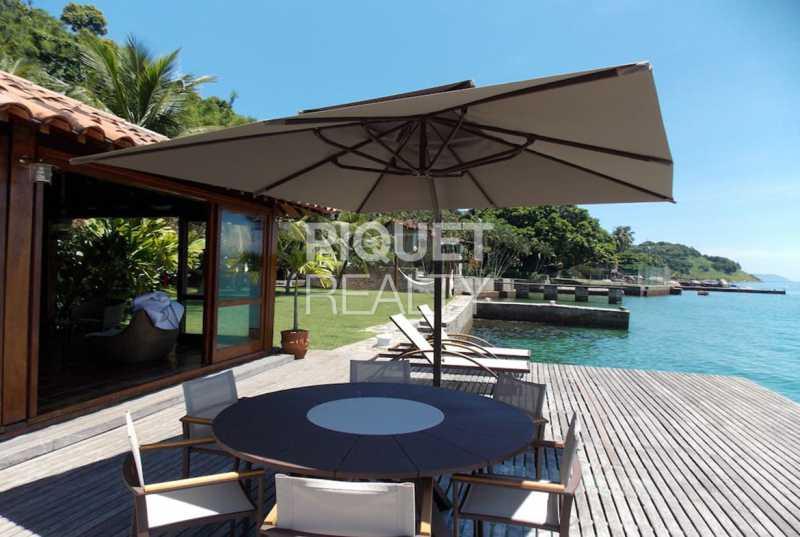 DECK - Casa 7 quartos à venda Angra dos Reis,RJ - R$ 8.000.000 - 00306CA - 3
