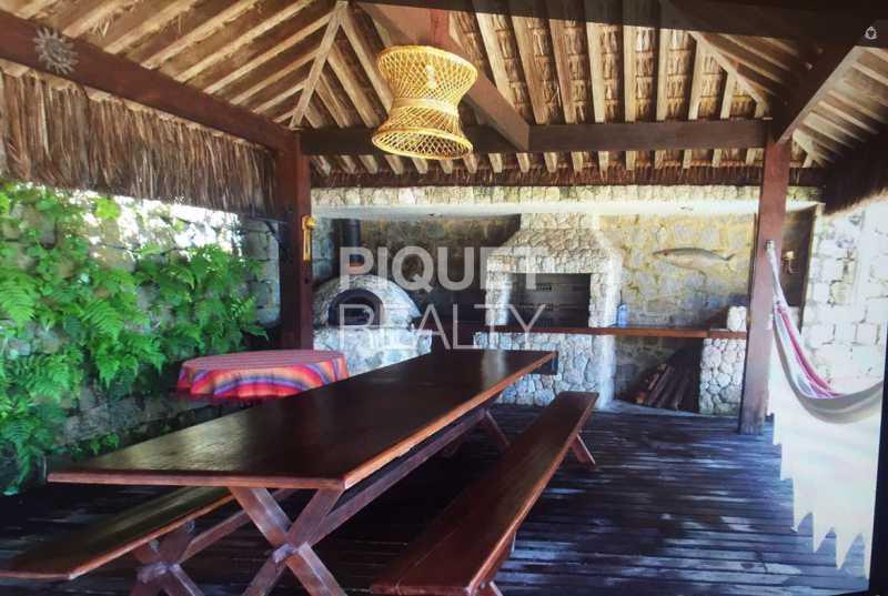 ESPAÇO GOURMET - Casa 7 quartos à venda Angra dos Reis,RJ - R$ 8.000.000 - 00306CA - 13