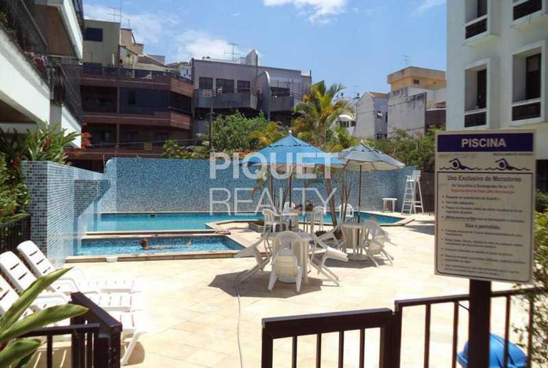 LAZER - Apartamento 2 quartos à venda Rio de Janeiro,RJ - R$ 749.000 - 00158AP - 16