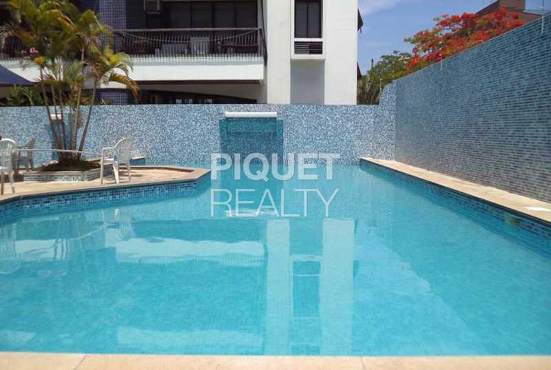 PISCINA - Apartamento 2 quartos à venda Rio de Janeiro,RJ - R$ 749.000 - 00158AP - 17