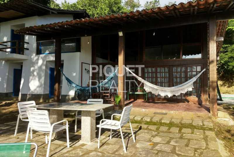 FACHADA - Casa em Condomínio 4 quartos à venda Angra dos Reis,RJ - R$ 1.900.000 - 00327CA - 3