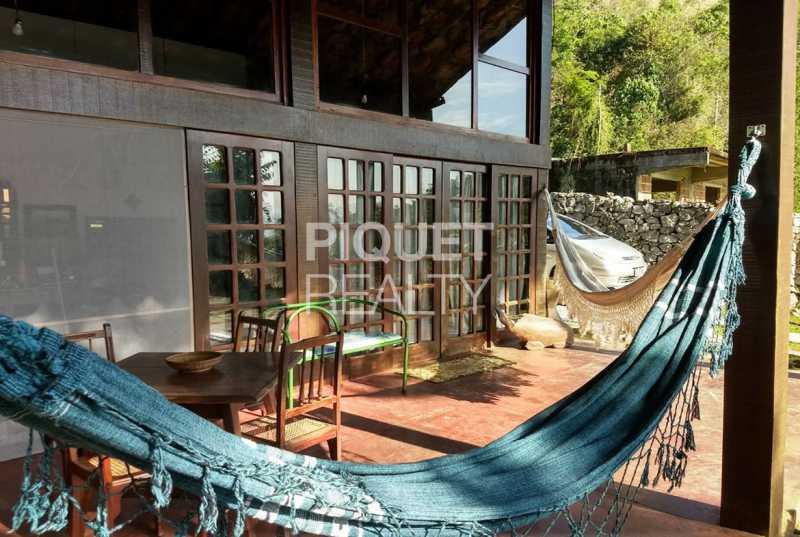 VARANDÃO - Casa em Condomínio 4 quartos à venda Angra dos Reis,RJ - R$ 1.900.000 - 00327CA - 5
