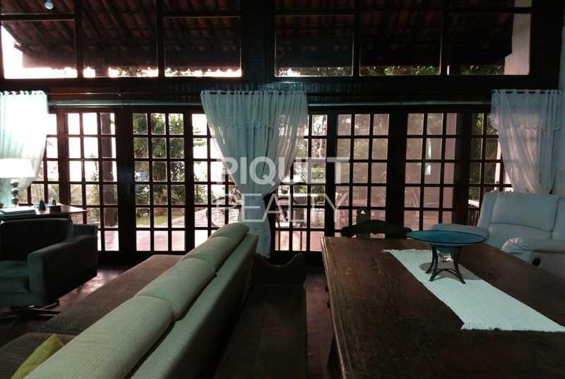 SALA - Casa em Condomínio 4 quartos à venda Angra dos Reis,RJ - R$ 1.900.000 - 00327CA - 8