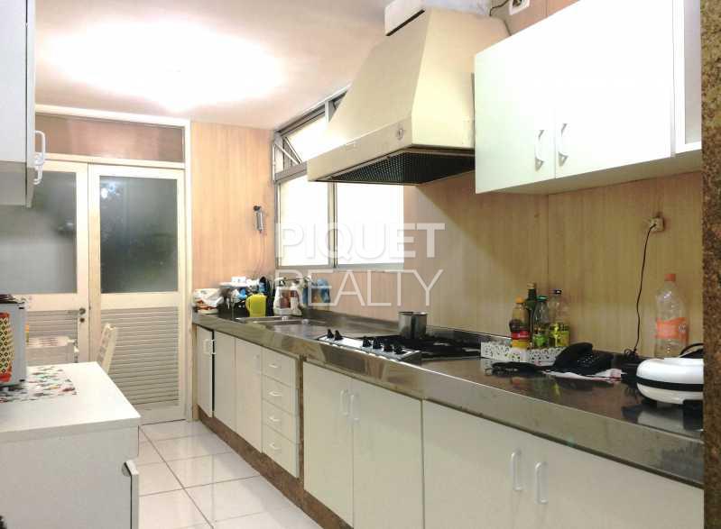 COZINHA - Apartamento 3 quartos à venda Rio de Janeiro,RJ - R$ 9.890.000 - 00029AP - 15