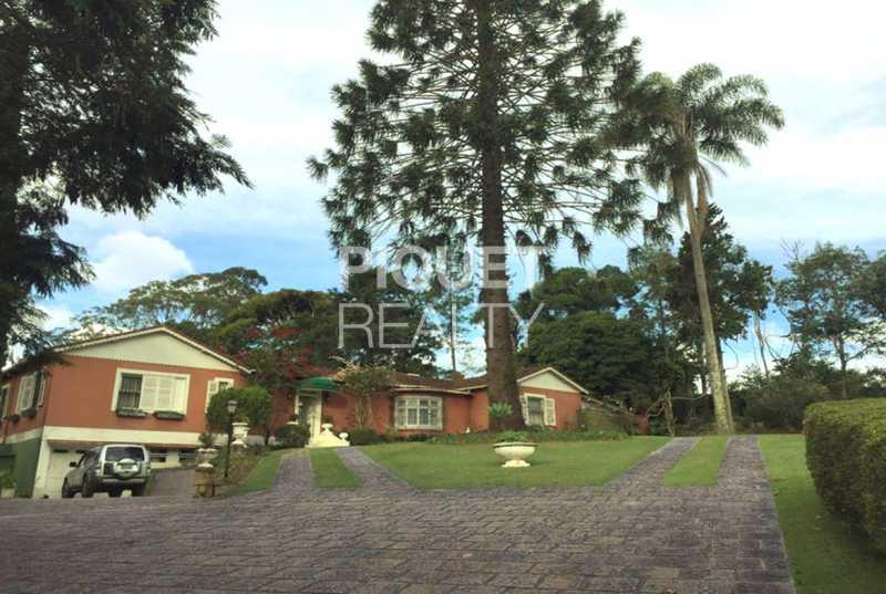 FACHADA - Casa 4 quartos à venda Teresópolis,RJ - R$ 2.000.000 - 00343CA - 3