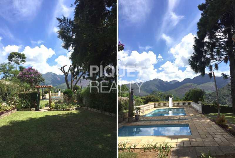 LAZER COMPLETO - Casa 4 quartos à venda Teresópolis,RJ - R$ 2.000.000 - 00343CA - 6
