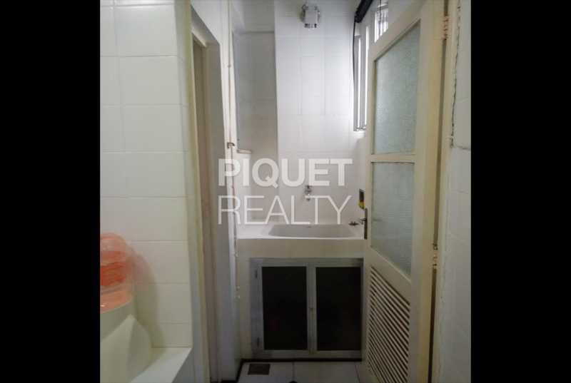 AREA DE SERVIÇO - Apartamento 2 quartos à venda Rio de Janeiro,RJ - R$ 950.000 - 00342AP - 8
