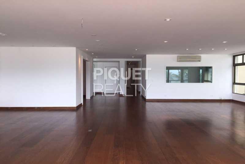 SALA - Apartamento 4 quartos para alugar Rio de Janeiro,RJ - R$ 25.000 - 00316AP - 1